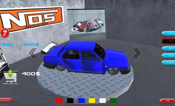 Şahin Drift 3D Modifiyeli Ekran Görüntüleri - 4