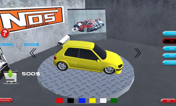 Şahin Drift 3D Modifiyeli Ekran Görüntüleri - 3