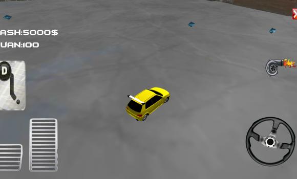 Şahin Drift 3D Modifiyeli Ekran Görüntüleri - 1