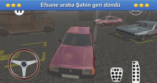 Şahin Park Etme Simülatörü Ekran Görüntüleri - 4