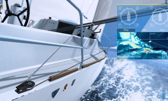 Sailaway - The Sailing Simulator Ekran Görüntüleri - 1