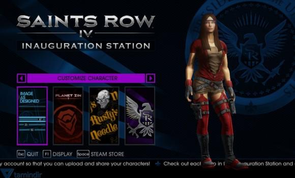Saints Row 4: Inauguration Station Ekran Görüntüleri - 7