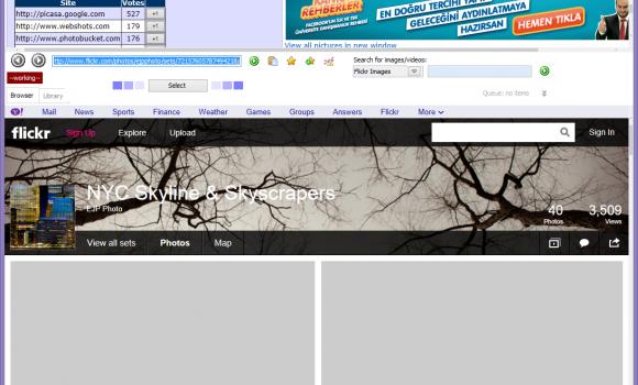 Saleen Software Web Downloader Ekran Görüntüleri - 2