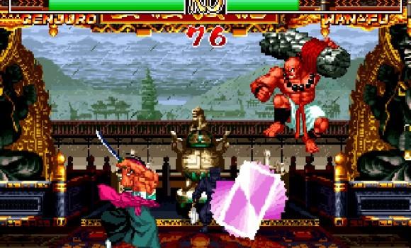 Samurai Shodown 2 Ekran Görüntüleri - 3