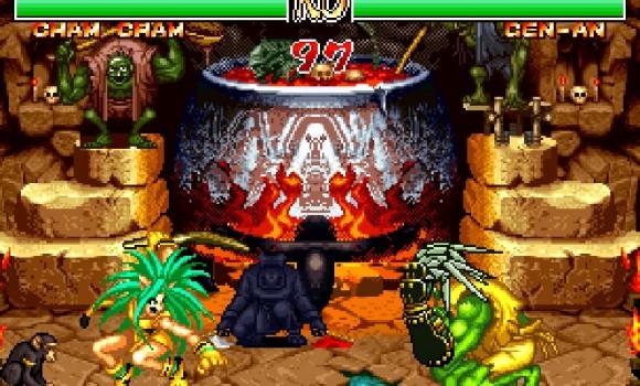 Samurai Shodown 2 Ekran Görüntüleri - 7