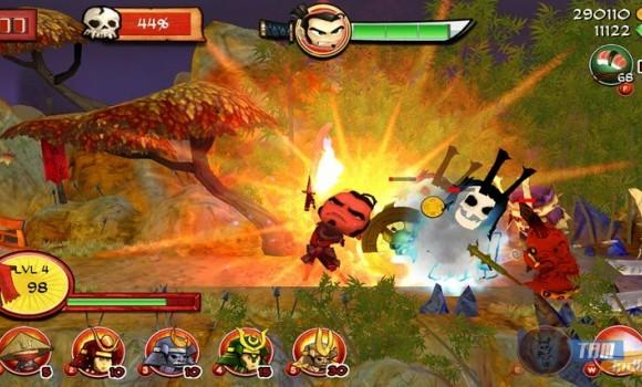Samurai vs Zombies Defense Ekran Görüntüleri - 3