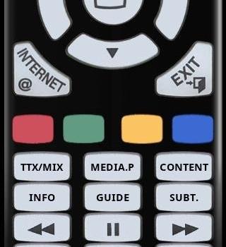 SamyGo Remote Ekran Görüntüleri - 1