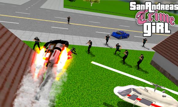 San Andreas Crime Girl Ekran Görüntüleri - 4