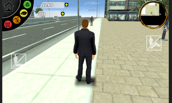 San Andreas: Real Gangsters 3D Ekran Görüntüleri - 1