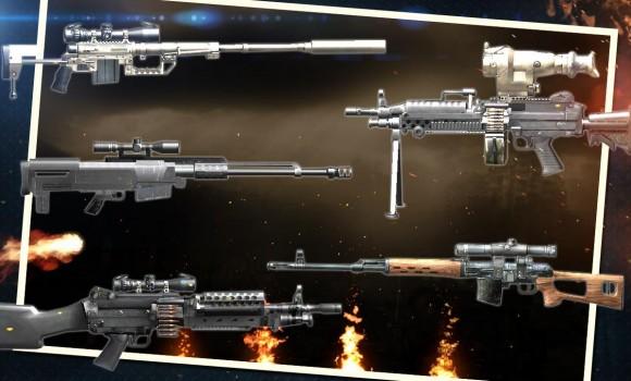 San Andreas Sniper Shooting Ekran Görüntüleri - 8