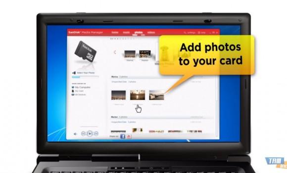 SanDisk Media Manager Ekran Görüntüleri - 2