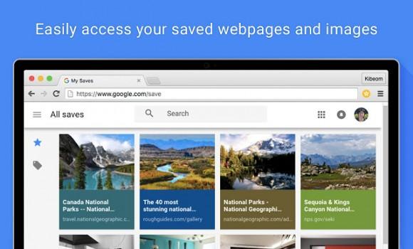 Save to Google Ekran Görüntüleri - 2