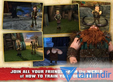 School of Dragons Ekran Görüntüleri - 5