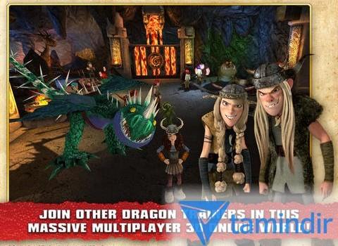 School of Dragons Ekran Görüntüleri - 1