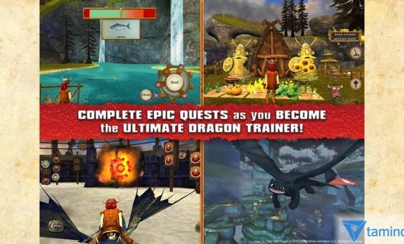 School of Dragons Ekran Görüntüleri - 2