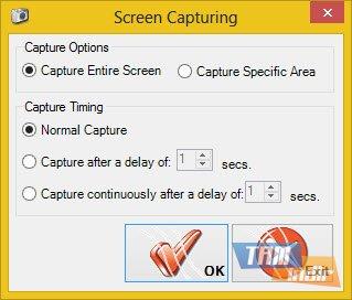 Screen Capturing Ekran Görüntüleri - 1
