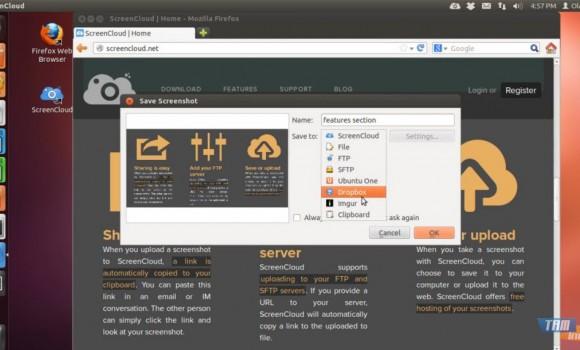 ScreenCloud Ekran Görüntüleri - 1