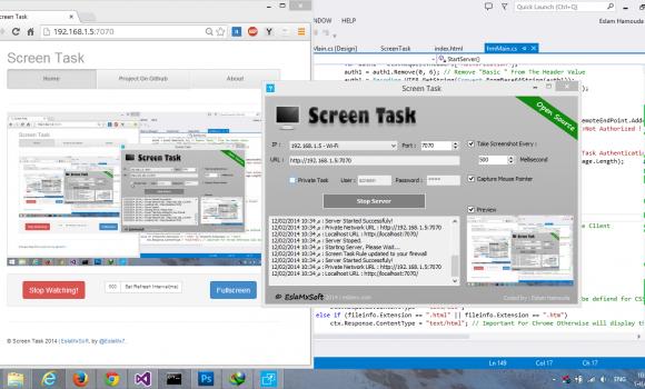 ScreenTask Ekran Görüntüleri - 1