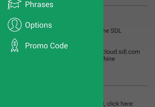SDL Translate Ekran Görüntüleri - 1