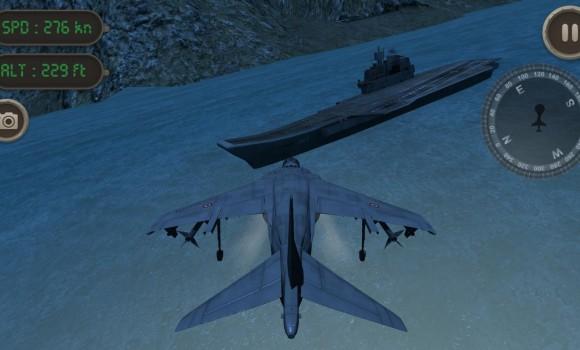 Sea Harrier Flight Simulator Ekran Görüntüleri - 6