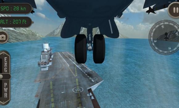Sea Harrier Flight Simulator Ekran Görüntüleri - 5