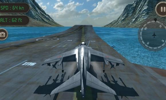 Sea Harrier Flight Simulator Ekran Görüntüleri - 3