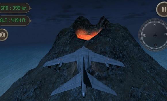 Sea Harrier Flight Simulator Ekran Görüntüleri - 2