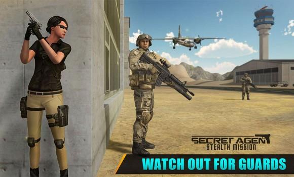 Secret Agent Stealth Mission Ekran Görüntüleri - 2