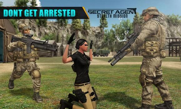 Secret Agent Stealth Mission Ekran Görüntüleri - 1