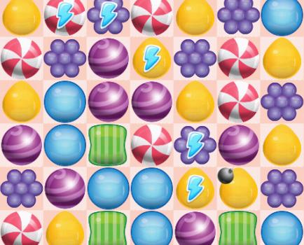 Şeker Patlatma Oyunu Ekran Görüntüleri - 4