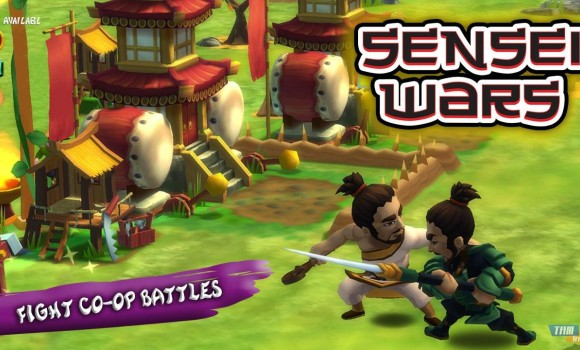 Sensei Wars Ekran Görüntüleri - 1