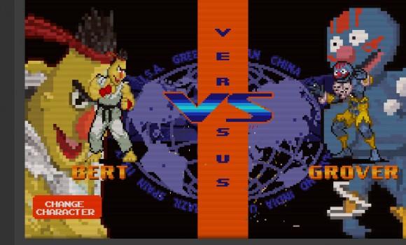 Sesame Street Fighter Ekran Görüntüleri - 5