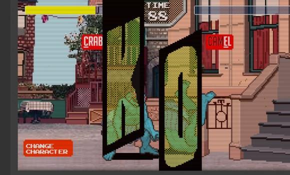 Sesame Street Fighter Ekran Görüntüleri - 1