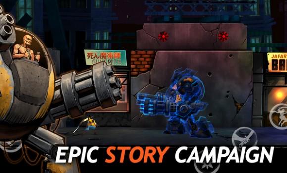 Shadow Blade: Reload Ekran Görüntüleri - 2