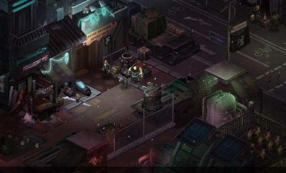 Shadowrun: Dragonfall - Director's Cut Ekran Görüntüleri - 6