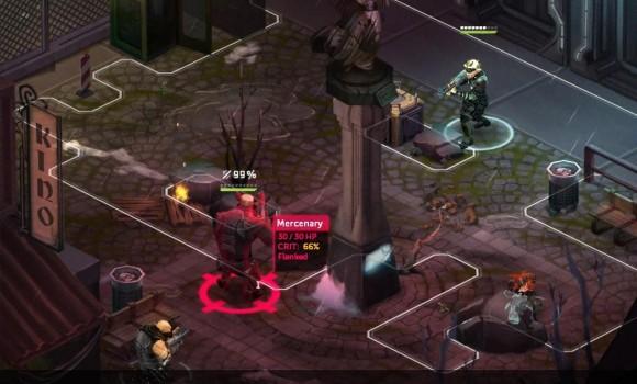 Shadowrun: Dragonfall - Director's Cut Ekran Görüntüleri - 2