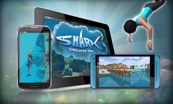 Shark Attack Simulator 3D Ekran Görüntüleri - 7