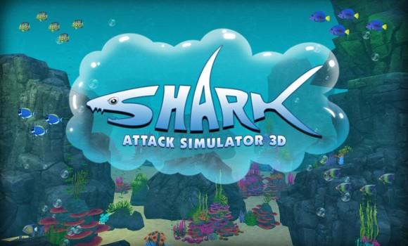 Shark Attack Simulator 3D Ekran Görüntüleri - 2
