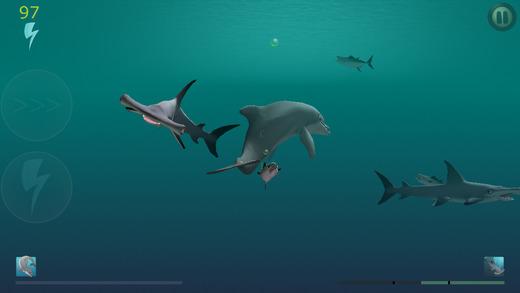 Shark Eaters: Rise of the Dolphins Ekran Görüntüleri - 1