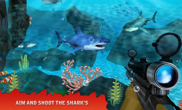 Shark Hunting Ekran Görüntüleri - 1