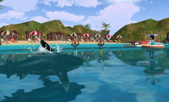 Shark Shark Run Ekran Görüntüleri - 5