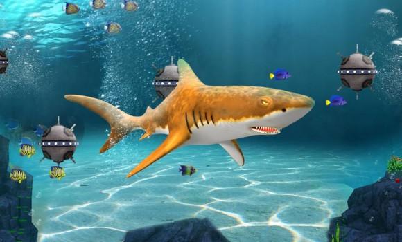 Shark Shark Run Ekran Görüntüleri - 2