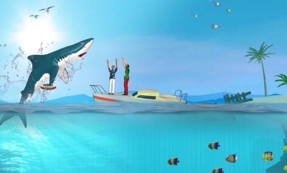 Shark Shark Run Ekran Görüntüleri - 1