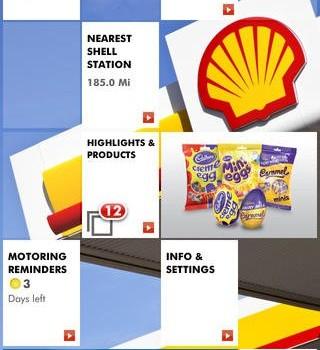 Shell Motorist Ekran Görüntüleri - 5