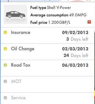 Shell Motorist Ekran Görüntüleri - 3