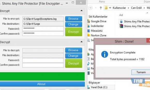 Shims Any File Protector Ekran Görüntüleri - 2