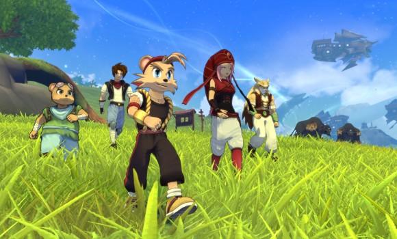Shiness: The Lightning Kingdom Ekran Görüntüleri - 7