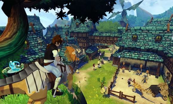 Shiness: The Lightning Kingdom Ekran Görüntüleri - 2