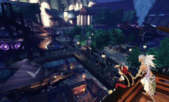 Shiness: The Lightning Kingdom Ekran Görüntüleri - 1