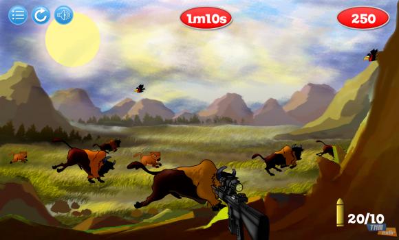 Shoot The Buffalo Ekran Görüntüleri - 4